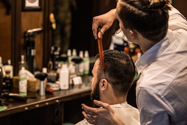 Barbershop Frisor